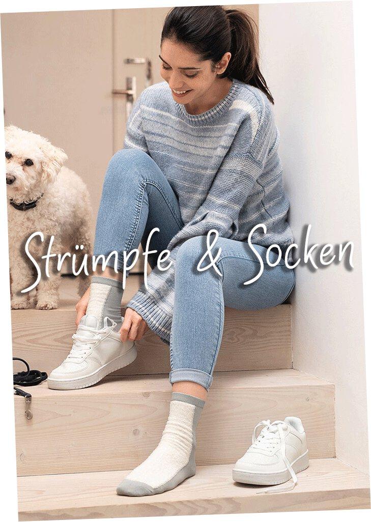 Strümpfe & Socken im NUR DIE Onlineshop