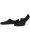 NUR DIE Sneaker Füssling Bambus¹ - schwarz - 39-42