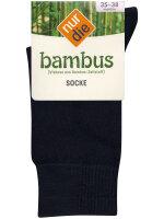 NUR DIE Socke Bambus¹