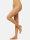 NUR DIE Strumpfhose Fit in Form 40 DEN - mandel - 40-44