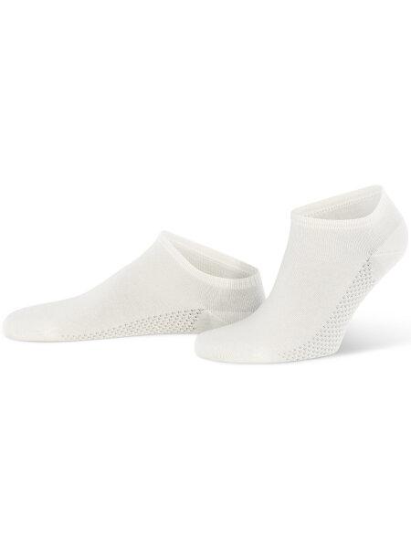 NUR DIE Sneakersocke Bambus¹ - weiß - 35-38