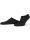NUR DIE Sneakersocke Bambus¹ - schwarz - 35-38