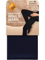 NUR DIE Strumpfhose Wohlig-Warm 100 DEN