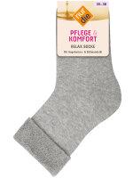 NUR DIE Relax Socke Pflege & Komfort