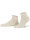NUR DIE Rollbund Socke Bio Baumwolle 2er Pack - beige-rosa - 39-42