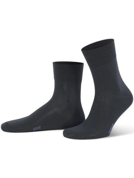 NUR DIE Socke Feine Baumwolle Komfort - maritim - 35-38